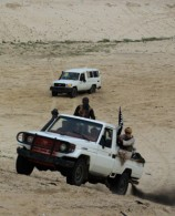 Northern Mali: Ansar Dine and AQIM Islamists are well armed. (AP)